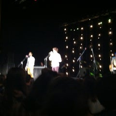 Photo taken at McDonald Theatre by Nathan I. on 9/7/2012