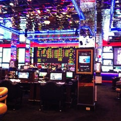 Photo taken at Sports Book @ Peppermill Casino by Patron N. on 7/6/2012