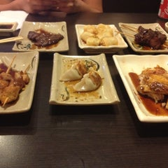 Photo taken at Wonder Sushi by Krystal O. on 8/31/2012