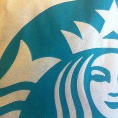 Photo taken at Starbucks by Nick O. on 5/23/2012