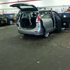 Photo taken at Robin Hood Car Wash by sean h. on 5/13/2012
