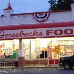 Photo taken at Geresbeck's by Lynda F. on 5/8/2012