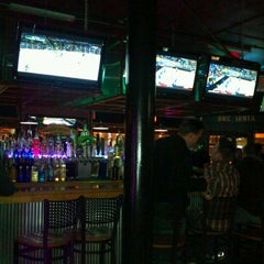 Photo taken at My Bar by Andrew F. on 2/12/2012
