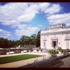 Photo taken at Parc de Bagatelle by Francois G. on 6/17/2012