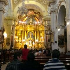 Photo taken at Iglesia San Pedro de Lima by Jimmy C. on 7/22/2012