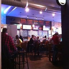 Photo taken at Burger Bar by Eric S. on 2/19/2012
