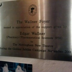 Photo taken at The New Theatre by Nick H. on 2/6/2012