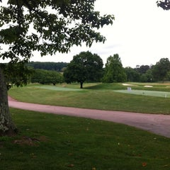 Photo taken at Biderman Golf Club by Andrew D. on 6/18/2012
