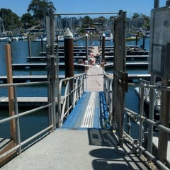 Photo taken at Santa Cruz West Harbor - Docks A-E by Morgan C. on 6/13/2012