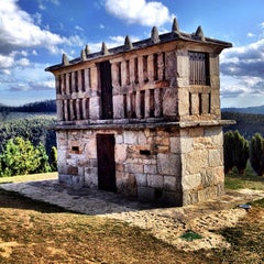 Photo taken at Mirador de San Roque by Sergi C. on 8/28/2012