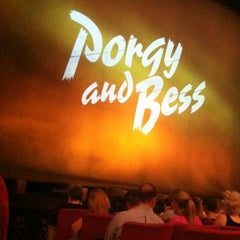 Photo taken at Porgy & Bess on Broadway by Helen L. on 8/9/2012