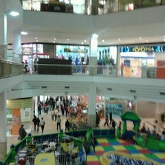 Photo taken at Shopping D by Sheila S. on 6/23/2012