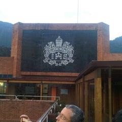 Photo taken at Pontificia Universidad Javeriana by Daniel José P. on 8/2/2012