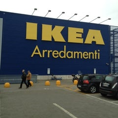 Photo taken at IKEA by Alessio L. on 2/19/2012