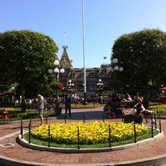 Photo taken at Main Street, U.S.A. by Jeff G. on 7/30/2012