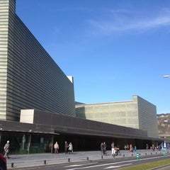 Photo taken at Palacio de Congresos Kursaal by Patxitaxi656710167 B. on 3/10/2012