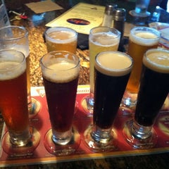 Photo taken at BJ's Restaurant and Brewhouse by Brian on 9/2/2012