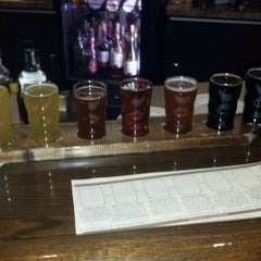 Photo taken at Half Moon Restaurant & Brewery by Ashley L. on 4/13/2012