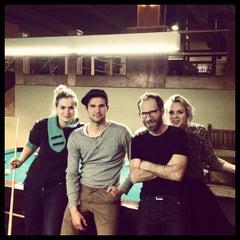Photo taken at SoHo Billiards by Bastian B. on 5/3/2012