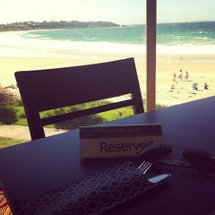 Photo taken at Mollymook Golf Club by Esther A. on 4/6/2012