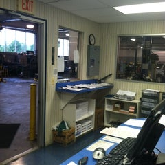 Photo taken at Franklin Sussex Auto Mall by Keith H. on 8/9/2012
