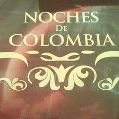 Photo taken at Noches De Colombia by JunRaymond S. on 5/12/2012