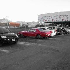 Photo taken at Estacionamiento los olivos by Jorge R. on 9/4/2012