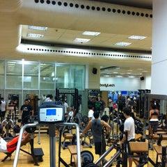 Photo taken at Bodytech by Fernanda A. on 5/16/2012