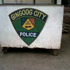 Photo taken at Gingoog City Police Station by Stan P. on 3/11/2012