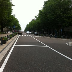 Photo taken at gooz いちょう並木通り店 by mai on 5/20/2012