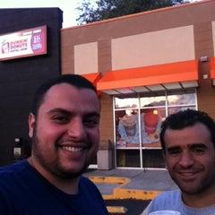 Photo taken at Dunkin Donuts by Mazen S. on 5/31/2012
