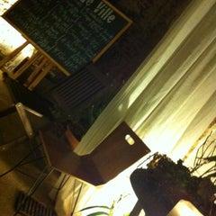 Photo taken at Café de Ville by Joel V. on 5/13/2012