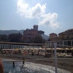 Photo taken at Santa BeachClub by Mikhail T. on 7/27/2012