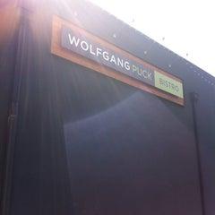 Photo taken at Wolfgang Puck Bistro by Scott T. on 8/23/2012