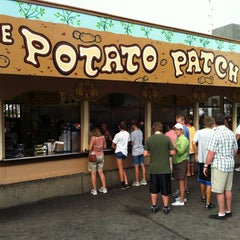 Photo taken at The Potato Patch by brandon on 8/10/2012