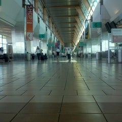 Photo taken at Will Rogers World Airport (OKC) by Jaclyn A. on 9/3/2012