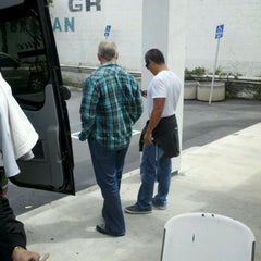 Photo taken at LAX Park Place by Boris P. on 4/26/2012