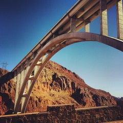 Photo taken at Hoover Dam by Sorokin on 3/5/2012