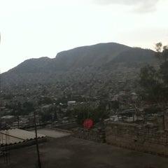 Photo taken at Cuautepec Barrio Alto by Rulo T. on 3/24/2012