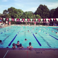 Photo taken at Indian Lakes Stingrays Swim Team by Gerry M. on 6/30/2012