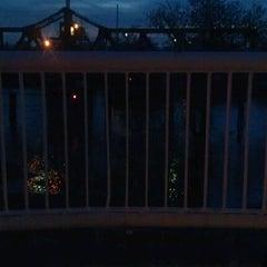 Photo taken at I Street Bridge by SKellIitone on 4/21/2012