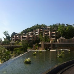 Photo taken at The Westin Siray Bay Resort & Spa by Netinter S. on 3/15/2012