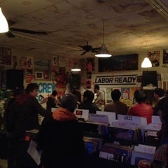 Photo taken at Trailerspace Records by Scott Z. on 2/19/2012