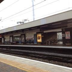 Photo taken at Warrington Bank Quay Railway Station (WBQ) by Jon on 6/20/2012