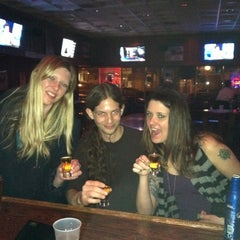 Photo taken at Fox and Hound by Angie K. on 3/17/2012