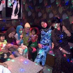 Photo taken at Music World Karaoke by Prima r. on 9/2/2012
