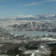 Photo taken at Deer Valley Resort by Sarah F. on 3/12/2012