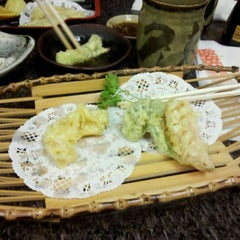 Photo taken at Sushi & Teri by Henry A. on 2/26/2012