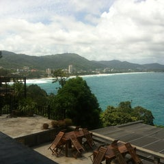 Photo taken at Secret Cliff Resort And Restaurant Phuket by Mr. Shown Lee w. on 8/4/2012