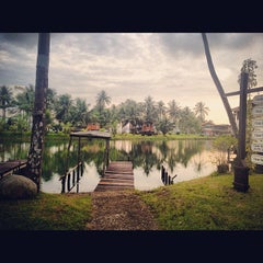 Photo taken at Koh Chang Grand Lagoona Resort by iMiLa . on 5/13/2012